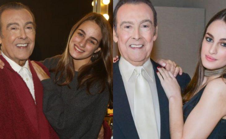Τόλης Βοσκόπουλος: Το δώρο που άφησε στην κόρη του μετά το θάνατό του