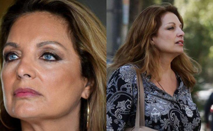 Άντζελα Γκερέκου: Σταματά τα γυρίσματα με το Mega