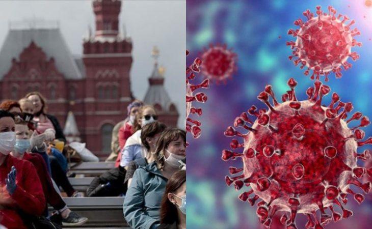 Μετάλλαξη Gamma: Ανιχνεύθηκαν κρούσματα στη ρωσική επικράτεια