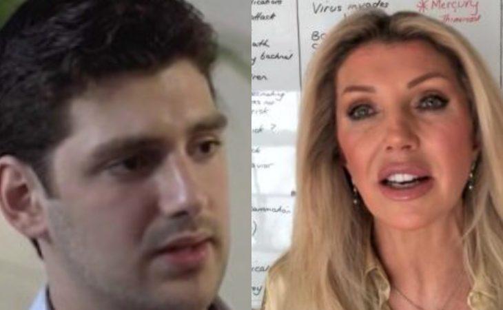 Γιος αντιεμβολίστριας: Ξεσπά εναντίον της μητέρας του και την θεωρεί επικίνδυνη