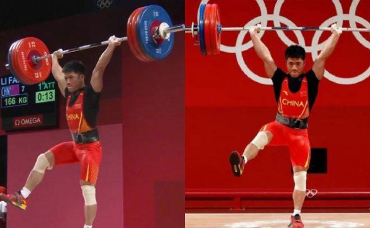 Ολυμπιακοί αγώνες: Αρσιβαρίστας κέρδισε το χρυσό κάνοντας ισορροπία στο ένα πόδι