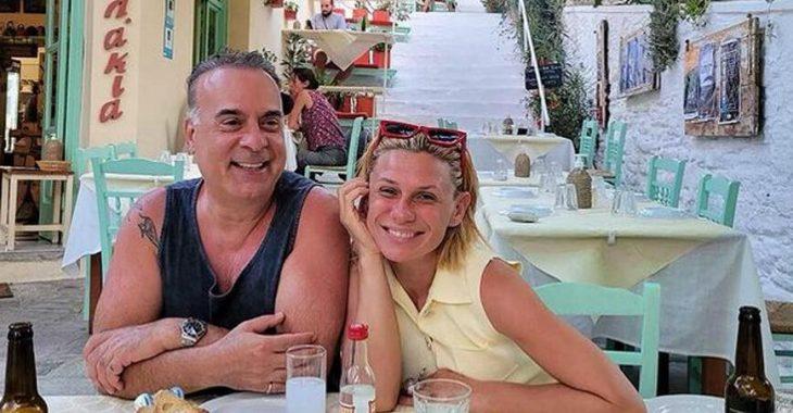 Κατερίνα Καραβάτου: Για τις καλοκαιρινές της διακοπές επέλεξε το νησί της Άνδρου
