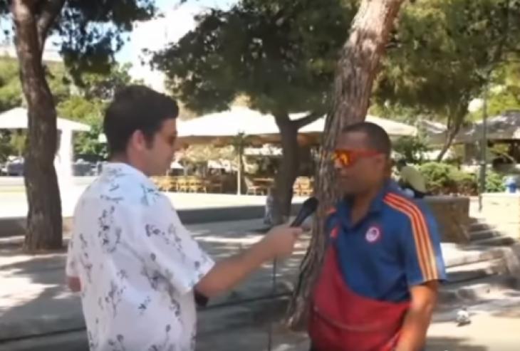 Βίντεο αντιεμβολιαστή: «Δεν εμβολιάζομαι γιατί σε κάνει ζόμπι και μπορείς να σαπίσεις»