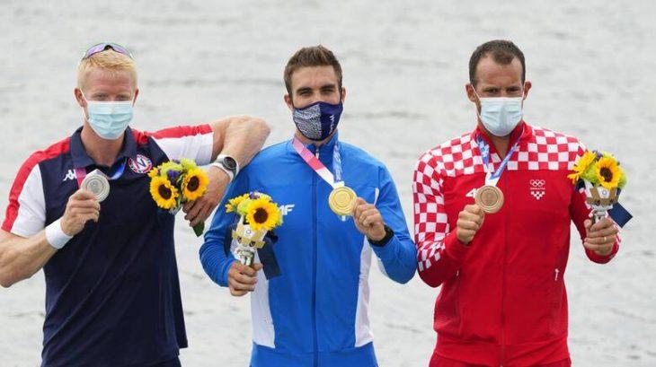 Ολυμπιακοί αγώνες: Ο Γιαννιώτης σκιφίστας χάρισε το πρώτο μετάλλιο στην Ελλάδα στο Τόκιο