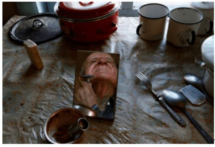 Τσέρνομπιλ: Πως είναι ο 90χρονος που δεν έφυγε ποτε