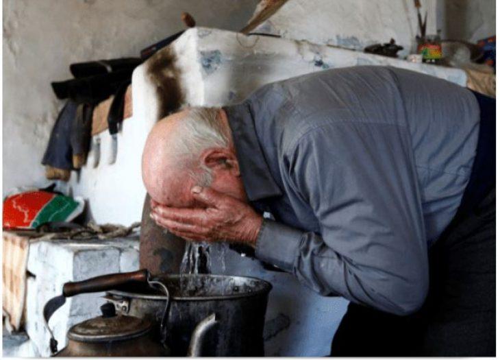 Πως είναι ο 90χρονος που δεν έφυγε ποτέ από το Τσέρνομπιλ