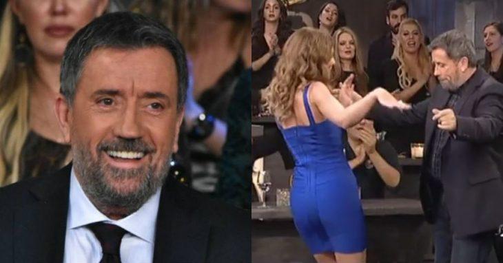 Σπύρος Παπαδόπουλος: Ο μεγάλος τσακωμός που δεν είδαμε ποτέ στην εκπομπή