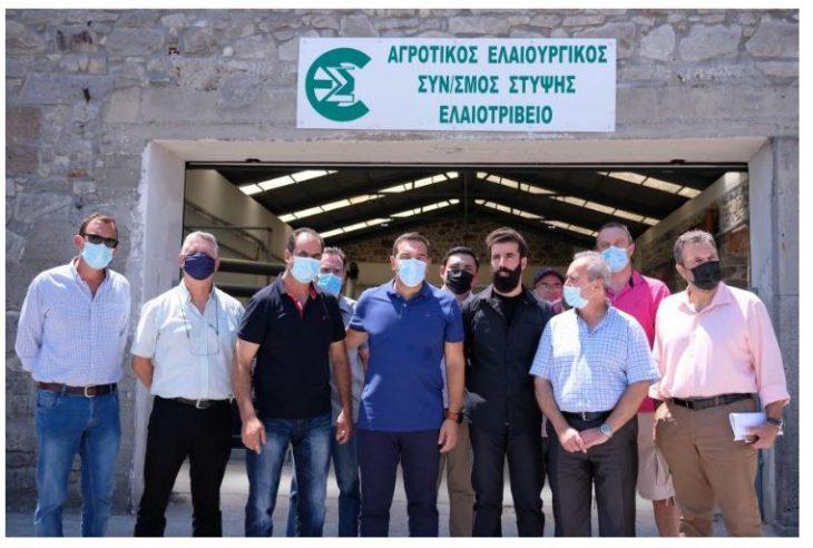 Αλέξης Τσίπρας: «Θα στηρίξουμε τους αγρότες και κτηνοτρόφους για να παραμείνουν ζωντανά τα χωριά»