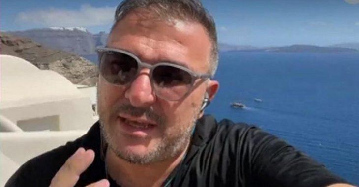 Αντώνης Ρέμος: Ξέσπασμα του τραγουδιστή για τα μέτρα στη Μύκονο