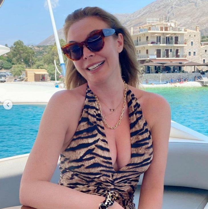 Σκάφος Ευαγγελάτου - Στεφανίδου: Διακοπές με το πολυτελέστατο σκάφος τους