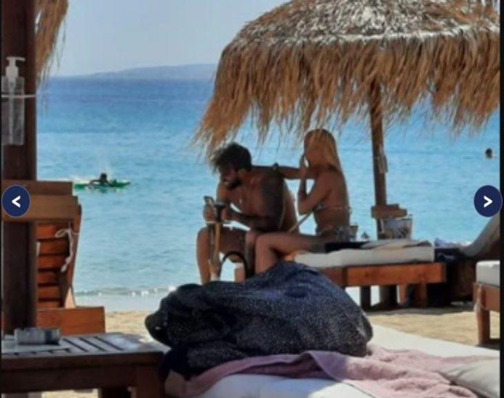 Ιωάννα Τούνη: Πρώτες φωτογραφίες με τον σύντροφό της