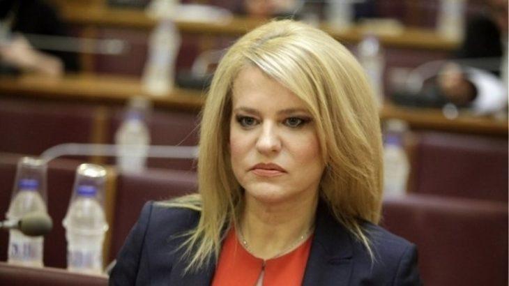Τζάκρη: Η βουλευτής του Σύριζα εκφράζει ανοιχτά την αντίθεση της