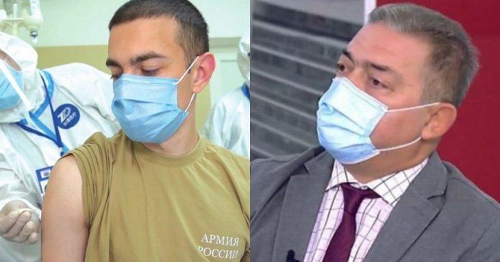 Θεόδωρος Βασιλακόπουλος: Αν κάποιος καπνιστής πάθει έμφραγμα αφού εμβολιαστεί, δεν θα φταίει το εμβόλιο