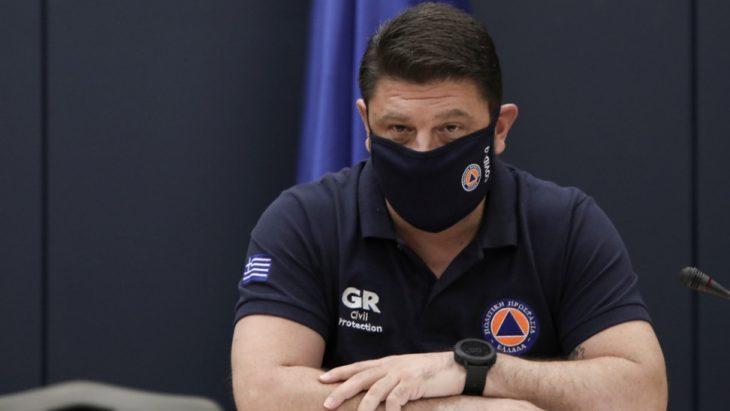 Νίκος Χαρδαλιάς: Τα νέα μέτρα που ανακοίνωσε για την αντιμετώπιση της πανδημίας