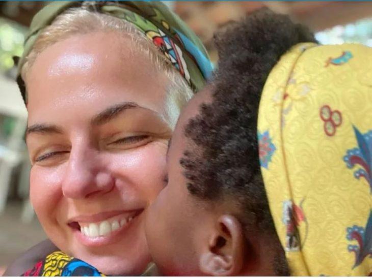 Χριστινά Κοντοβά: Η υιοθεσία στην Ουγκάντα