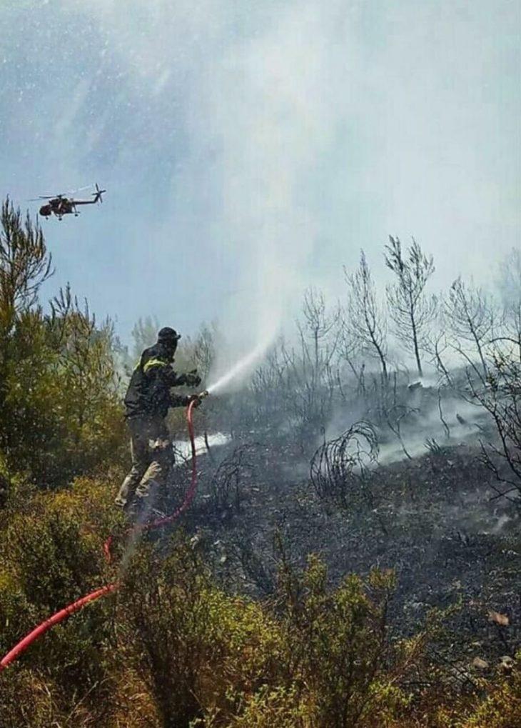 Μανώλης Μπλέτας: «Άγγελος» επί καμένης γης ο εθελοντής πυροσβέστης