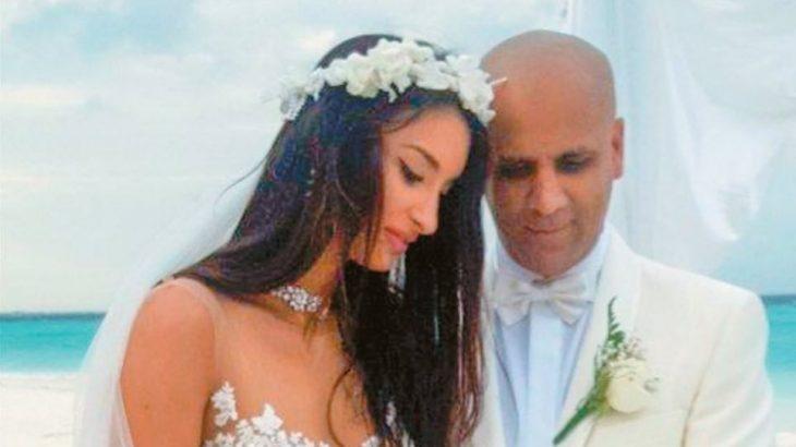 Αφροδίτη Μπάρμπα: Ο γάμος του μοντέλου που πιάστηκε για διακίνηση με τον Άραβα Σεΐχ Σατζ Ρασίντ και το επεισοδιακό διαζύγιο