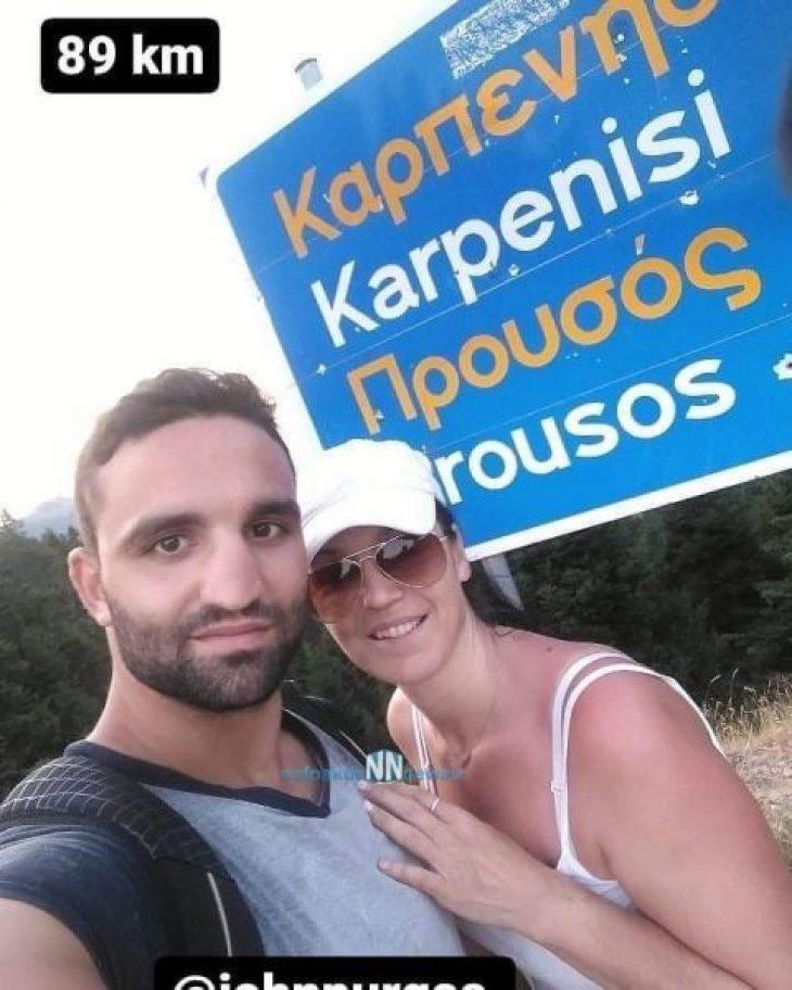 Παναγία Προυσσιώτισσα: Έφτασαν μάνα και γιος μετά από 27 ώρες περπάτημα
