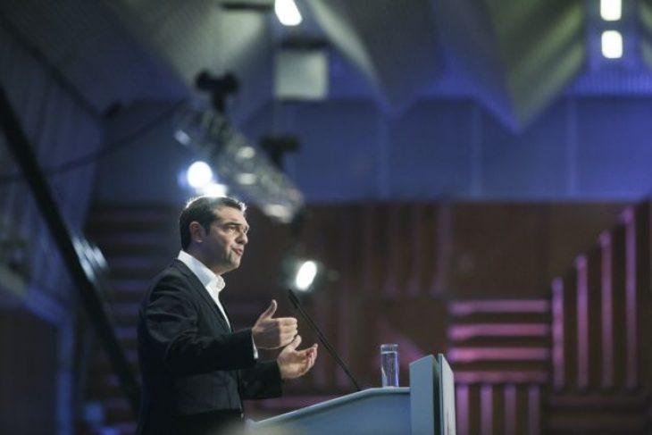 Αλέξης Τσίπρας: «Στόχος μας το 42% στις επόμενες εκλογές»