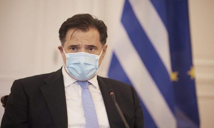 Άδωνις Γεωργιάδης: Δυσκολεύτηκε να ξεπεράσει τον κορονοιό, ακόμη και εμβολιασμένος