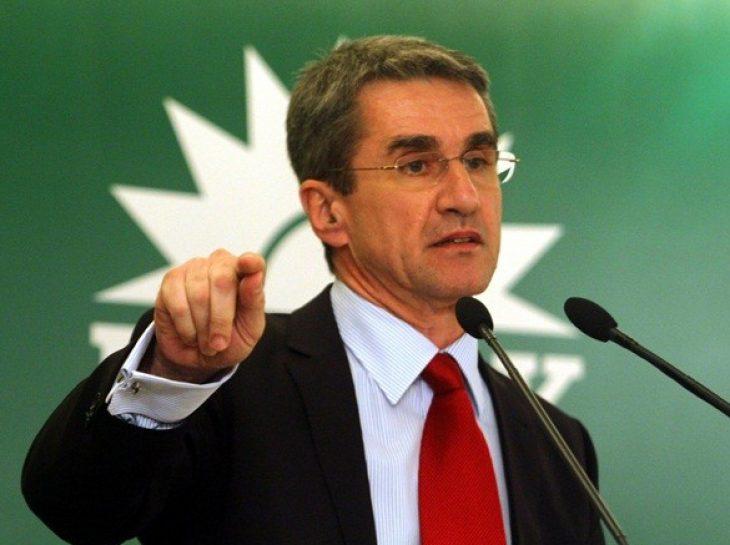 Ανδρέας Λοβέρδος: «Θα κάνω το ΠΑΣΟΚ κυβέρνηση της χώρας αν εκλεγώ αρχηγός»