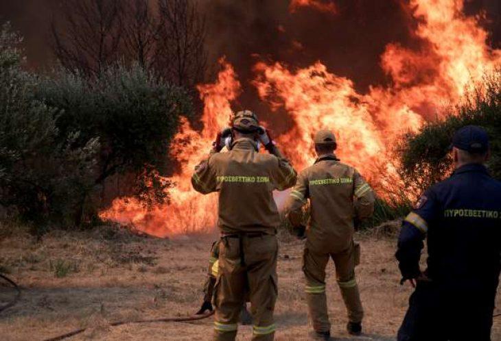 Αντώνης Κανάκης: Όταν είπε για τις πυρκαγιές όσα θέλουμε να πούμε όλοι μας