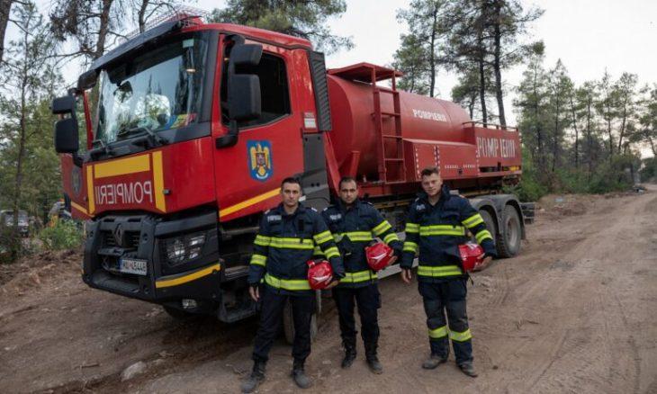Εύβοια φωτιά: «Έλεγαν μαζέψτε τους Ρουμάνους γιατί θα τα σβήσουν όλα»