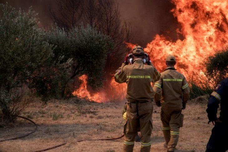 Γιώργος Αναγνωστάκος: Η ανάρτηση για τις φωτιές που έγινε viral