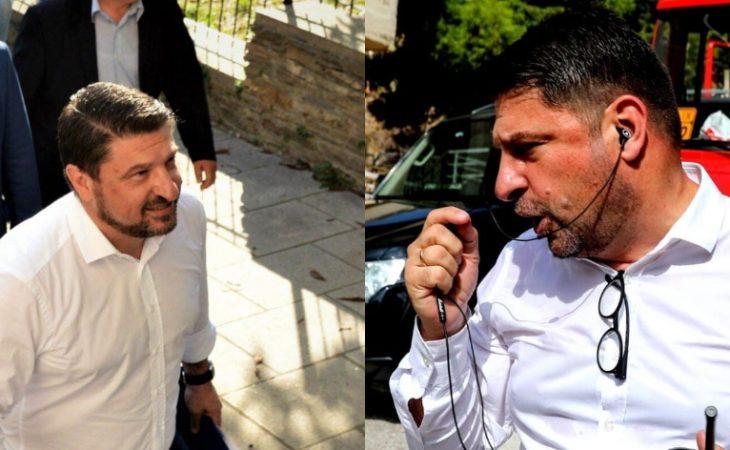 Νίκος Χαρδαλιάς: Το ισχαιμικό επεισόδιο το έπαθε στη φωτιά στην Κερατέα