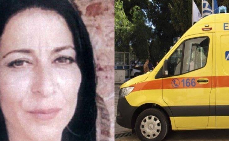 Λάρισα: 46χρονη τραυματίστηκε με μηχανάκι και έχασε τη ζωή της