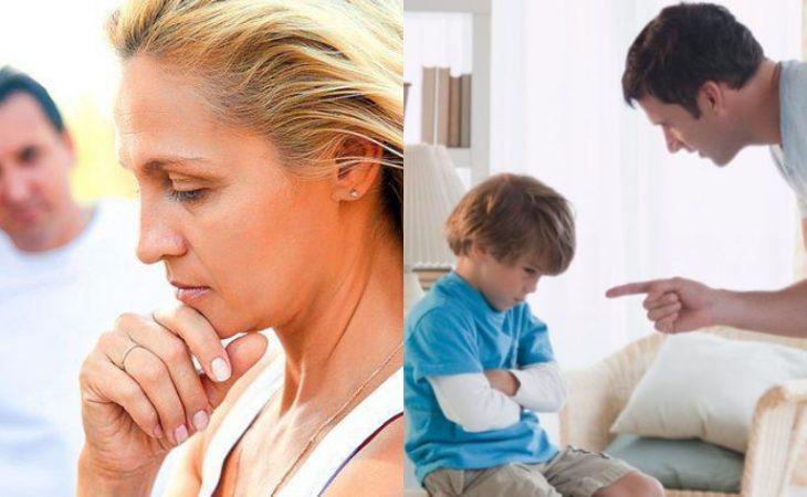 Ερώτημα αναγνώστριας: Ο σύντροφός μου δεν φέρεται καλά στο παιδί μου. Έχω άδικο που θέλω να τον χωρίσω;