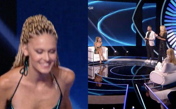 Πρεμιέρα Big Brother: Αποκαλυπτικό ατύχημα για την πιο εντυπωσιακή παίκτρια