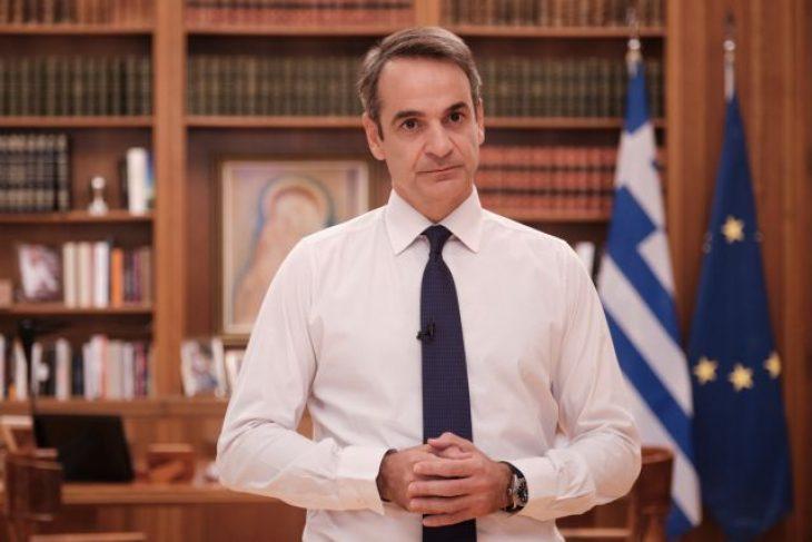 Κυριάκος Μητσοτάκης: Οι δηλώσεις κατά την επίσκεψη του στο Ηράκλειο