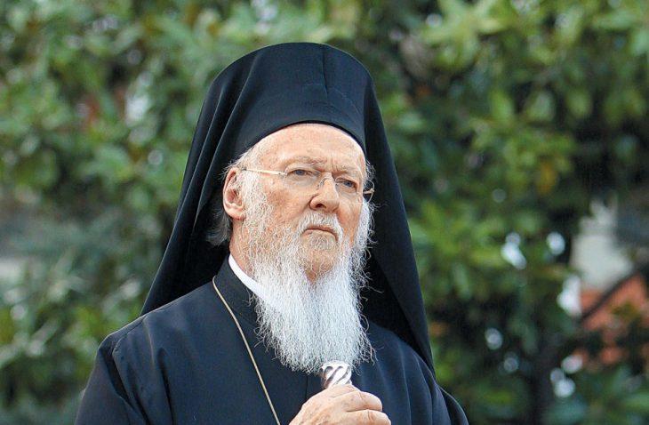 Οικουμενικός Πατριάρχης Βαρθολομαίος: «Να εμβολιαστούν όλοι χωρίς επιφυλάξεις. Είναι τελείως παράλογος και άδικος ο φόβος»