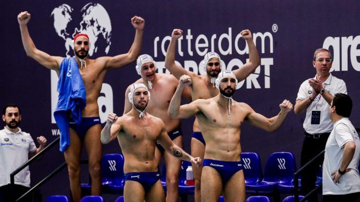 Εθνική πόλο αντρών: Πέρασε στον τελικό των Ολυμπιακών Αγώνων