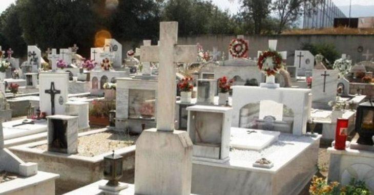 Κρητικός άντρας άνοιξε τον οικογενειακό τάφο για να θάψει τον αγαπημένο του σκύλο