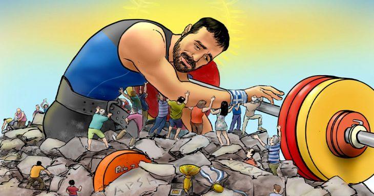 Θοδωρής Ιακωβίδης: Ένας σύγχρονος ήρωας της εποχής μας