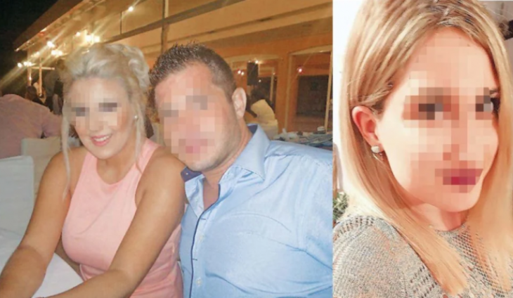 Ο 40χρονος Νώντας για χάρη του οποίου η εμμονική Έφη επιτέθηκε με οξύ στην Ιωάννα