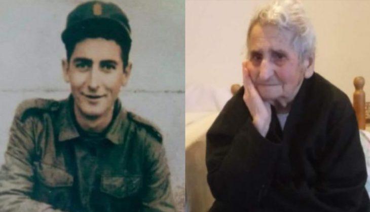 Μανούσος Τριανταφυλλιδης: Τον περίμενε η μάνα του να γυρίσει από τον πόλεμο εδώ και 42 χρόνια