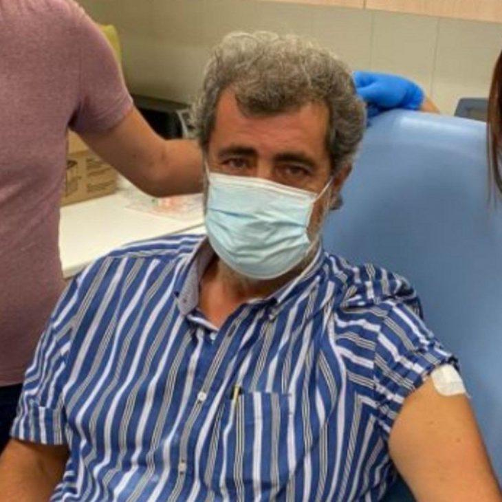 Παύλος Πολάκης: «Εμβολιάστηκα αφού μελέτησα αυτά που είχα πει»