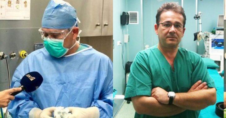 Μεταμόσχευση γονάτου: Έγινε η πρώτη με μόσχευμα από 3D εκτυπωτή
