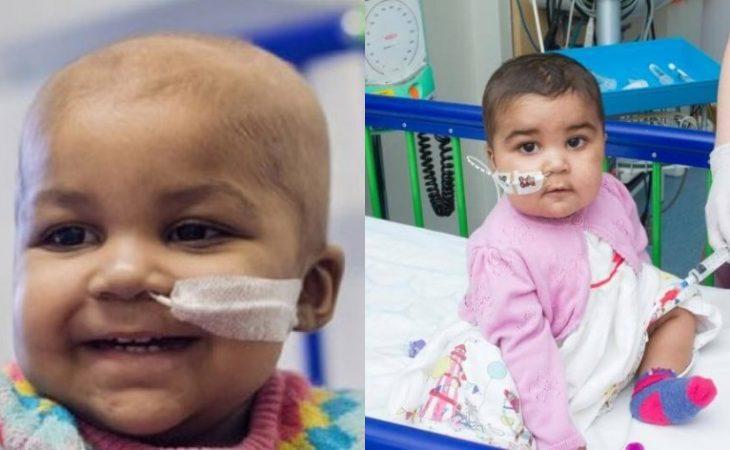 Λευχαιμία: Η πρώτη ασθενής στον κόσμο που σώθηκε