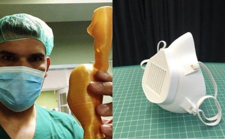 Πέτρος Μπαγγέας: Ο Έλληνας χειρούργος που σχεδίασε μάσκες νανοτεχνολογίας που μπορούν να παραχθούν παντού