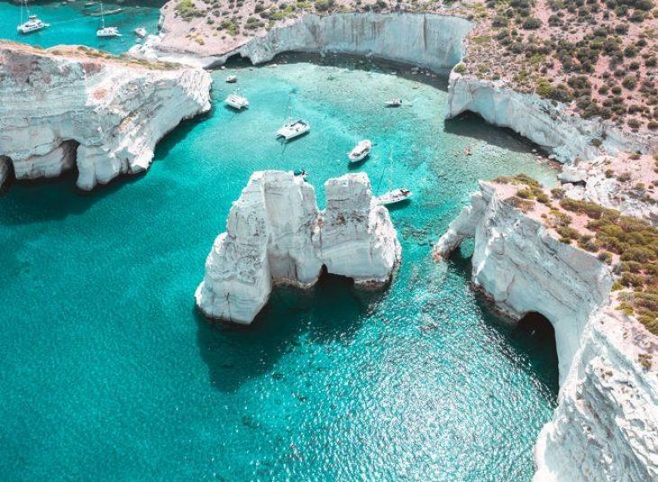 Μήλος: Κατέκτησε τον τίτλο του καλύτερου νησιού στον κόσμο για το 2021