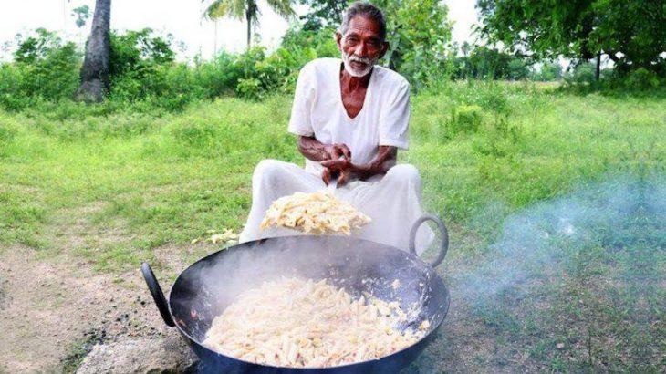 Αληθινή ιστορία: Μάγειρας από την Ινδία χαφιέρωσε τη ζωή του για να μαγειρεύει σε ορφανά