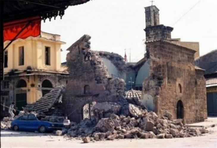 Σαν σήμερα 6,2 ρίχτερ ισοπέδωσαν την Καλαμάτα: Ανυπολόγιστη η καταστροφή