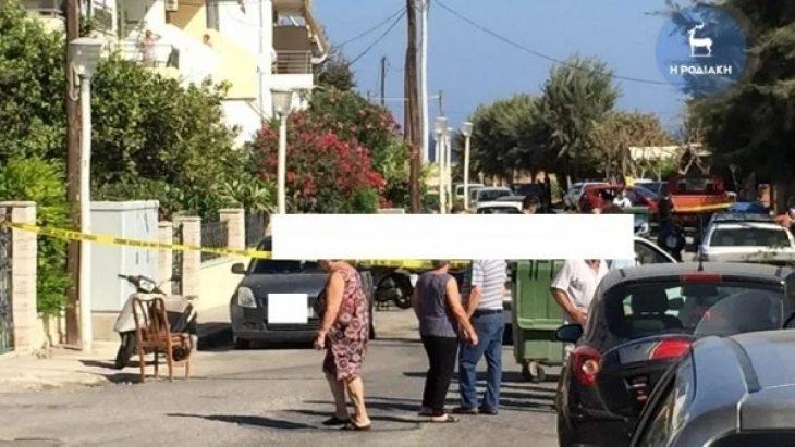 Άγρια δολοφονία στη Ρόδο: Σκότωσε 30χρονη δασκάλα στη μέση του δρόμου και μετά αυτοκτόνησε