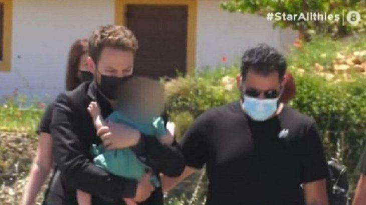 Μπάμπης Αναγνωστόπουλος: Η εντολή του μέσα από τη φυλακή για τη μικρή Λυδία