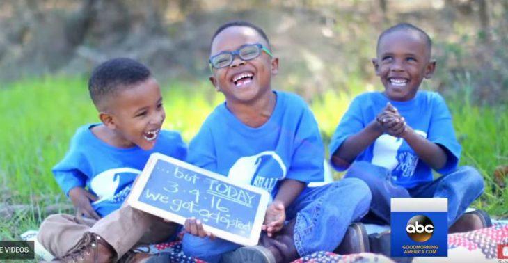 Υιοθέτησαν τρία μικρά αδέρφια και η γειτόνισσα τους υιοθέτησε το τέταρτο αδερφάκι για να μην χωρίσουν