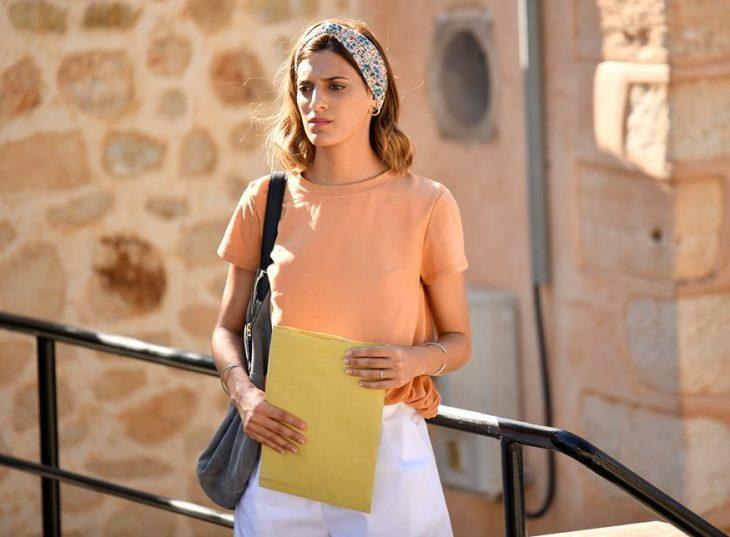 Χριστίνα Φαμελη: Όσα είπε για την νέα σειρά «Σασμος»